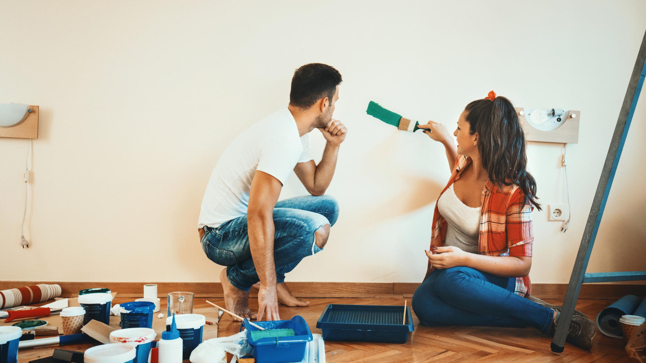 Mejorar la casa