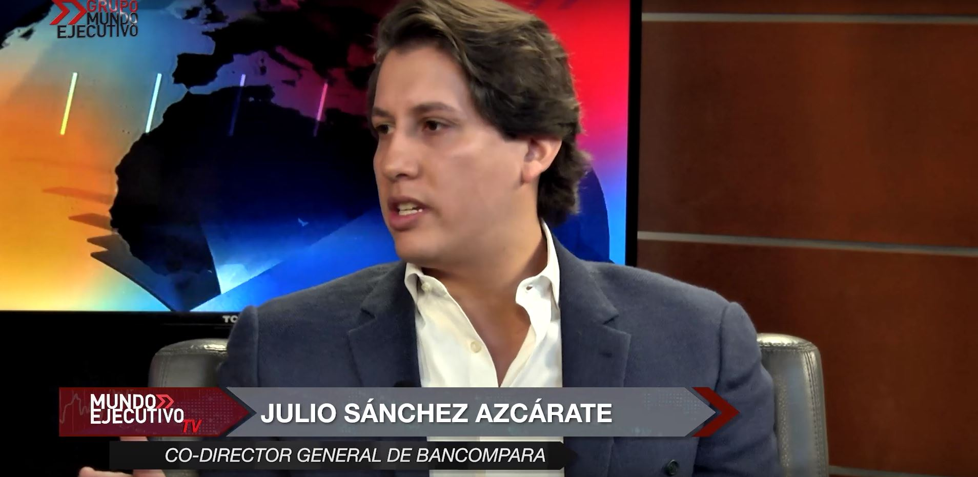 Mundo ejecutivo - Julio Sanchez Alcárate