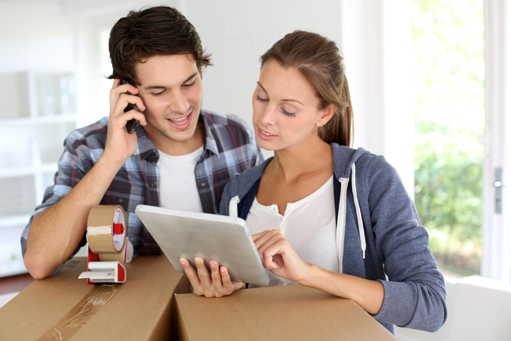 Usando un simulador de crédito hipotecario