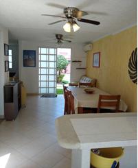 Interior casa en acapulco